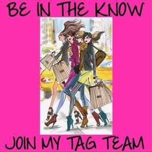 Other - 🥳I'M STARTING A TAG TEAM! 🎉PLEASE JOIN IN!🤗